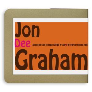 ジョン・ディー・グラハム Jon Dee Graham / 2008.04.10 / Parker House Roll 2枚組(cd-r):ホイホイレコードだけ販売|hoyhoy-records