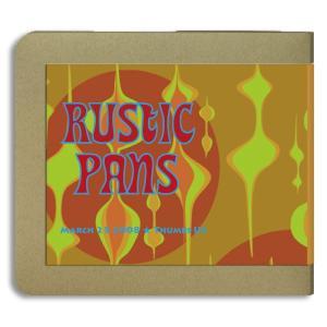 ラスティック・パンズ Rustic pans / 2008.03.25 :ホイホイレコードだけ販売:スティールパン|hoyhoy-records