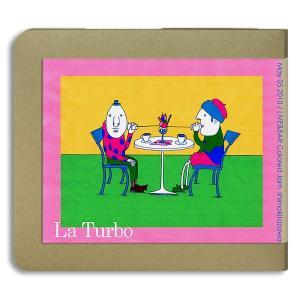La Turbo(ラ・ターボ) / 2010.05.05 / Colored Jam -ホイホイレコードだけ販売|hoyhoy-records