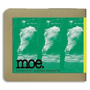 モー moe.2011.02.09 大阪 / 3CD(-R):ホイホイレコードだけ販売 ジャム|hoyhoy-records