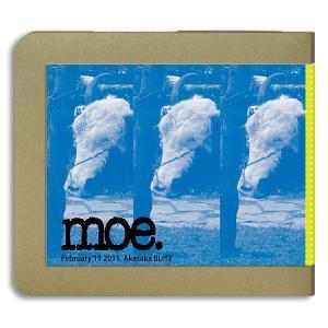 モー moe./2011.02.11 東京 / 3CD(-R) ホイホイレコードだけ販売 ジャム|hoyhoy-records