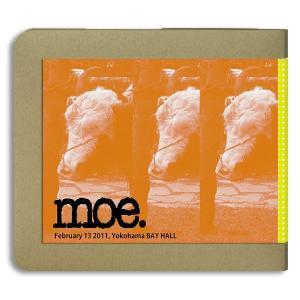 モー moe./2011.02.13 横浜 / 3CD(-R) ホイホイレコードだけ販売 ジャム|hoyhoy-records