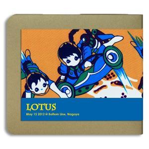 ロータス Lotus / 2012.05.15 / BOTTOM LINE / 2CD(-R):ホイホイレコードだけ販売|hoyhoy-records