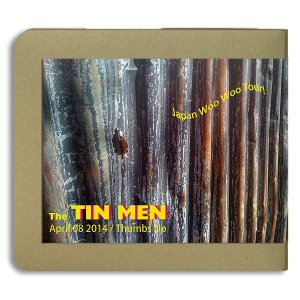 ティン・メン Tin Men / 2014.04.08 / Thumbs Up / 2CD(-R):ホイホイレコードだけ販売 ジャグ|hoyhoy-records