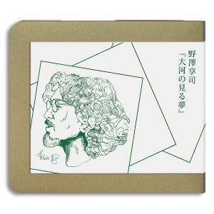 野澤享司 / 大河の見る夢 -ホイホイレコードだけ販売:男性SSW:アコギ|hoyhoy-records