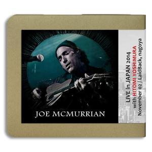 ジョー・マクマリアン Joe McMurrian /2014.11.02/  Laidback :ホイホイレコードだけ販売|hoyhoy-records
