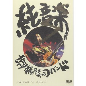 遠藤賢司バンド / 純音楽: DVD hoyhoy-records