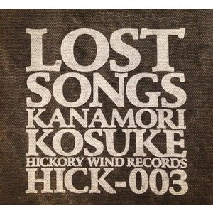 金森幸介 / Lost Songs :男性SSW|hoyhoy-records