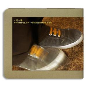 小野一穂 / 2014.11.28 / CHAD -ホイホイレコードだけ販売:男性SSW|hoyhoy-records
