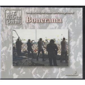 ボーネラマ Bonerama / Live at JazzFest 2008|hoyhoy-records