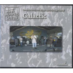ギャラクティック Galactic / Live at JazzFest 2008|hoyhoy-records