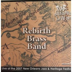 【輸入盤CD】リバース・ブラス・バンド / Live at the 2007 New Orleans Jazz & Heritage Festival hoyhoy-records