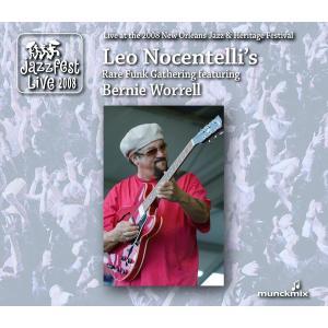 【輸入盤CD】レオ・ノツェンテリ/ Live at the 2008 New Orleans Jazz & Heritage Festival hoyhoy-records