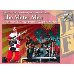 【輸入盤CD】ミーターマン / Live at the 2009 New Orleans Jazz & Heritage Festival hoyhoy-records