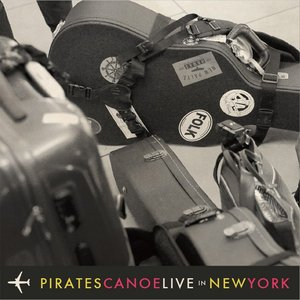 パイレーツ・カヌーPirates Canoe / Live In New York :和製カントリー hoyhoy-records