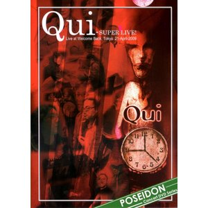 Qui / SUPER LIVE !:DVD|hoyhoy-records