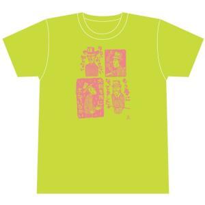 金森幸介 HOY-HOY TOUR VOL1 Tシャツ  ピンク|hoyhoy-records