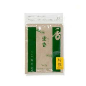 塗香の香りは白檀・丁子・桂皮・竜脳などを主な原料として、 奥ゆかしい、深みや上品さを兼ね備えた、落ち...