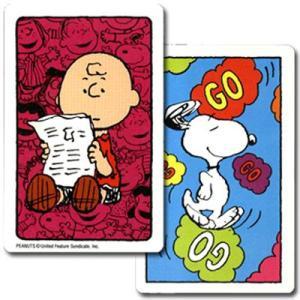 【スヌーピーの4コマ漫画を完成させよう】チャーリー・ブラウンの4コママンガゲーム|hrtg