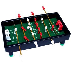 勢いだけではゴールは奪えない!ミニチュア テーブルサッカー|hrtg