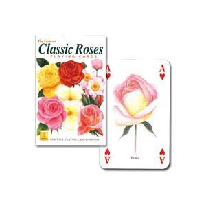 【枯れないバラの花束を】トランプ クラシック・ローズ hrtg