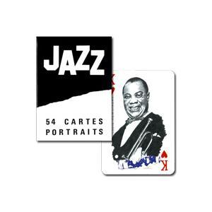 【サッチモからモンクまで。ジャズを愛する全ての人へ】トランプ・ジャズ hrtg