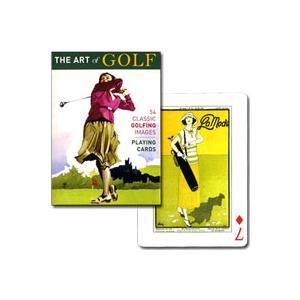 【ナイスショット!全てのゴルフプレイヤーへ贈る】トランプ アート・オブ・ゴルフ hrtg