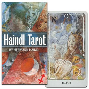 HAINDL TAROT ハインデル・タロット hrtg