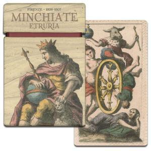 MINCHIATE ETRURIA-Limited edition ミンキアーテ・エトルリア(限定版)LSB|hrtg