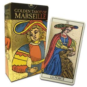 GOLDEN TAROT OF MARSEILLE ゴールデン・タロット・オブ・マルセイユ|hrtg