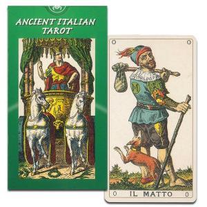 ANCIENT ITALIAN TAROT エンシェント・イタリアン・タロット|hrtg