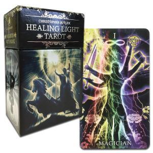 HEALING LIGHT TAROT ヒーリング・ライト・タロット|hrtg