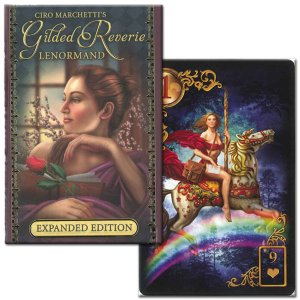 Gilded Reverie LENORMAND(Expanded Edition) ギルデッド・レヴェリー・ルノルマン(エクスパンデッド・エディション)