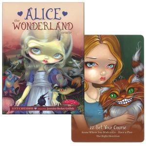 ALICE:THE WONDERLAND ORACLE アリス ワンダーランド・オラクル|hrtg
