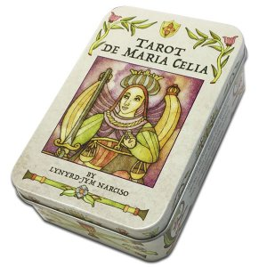 TAROT DE MARIA CELIA タロット・デ・マリア・セリア|hrtg