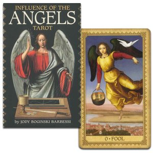 INFLUENCE OF THE ANGELS TAROT インフルエンス・オブ・ザ・エンジェル・タロット hrtg