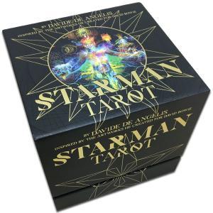 STARMAN TAROT LIMITED EDITION スターマン・タロット(限定版) hrtg