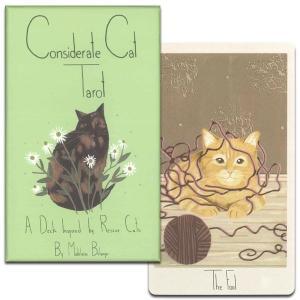 Considerate Cat Tarot コンシダレート・キャット・タロット|hrtg