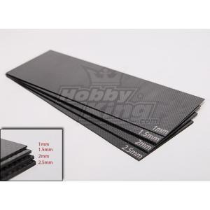カーボン板 プレート 平織300×100×1.5mm