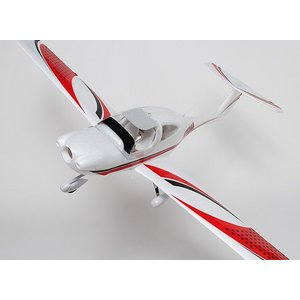 Diamond DA-40 Sport Scale Airplane 1320mm (ARF)|hsfujisan