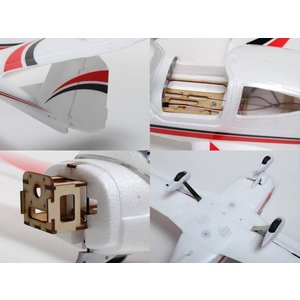 Diamond DA-40 Sport Scale Airplane 1320mm (ARF)|hsfujisan|03
