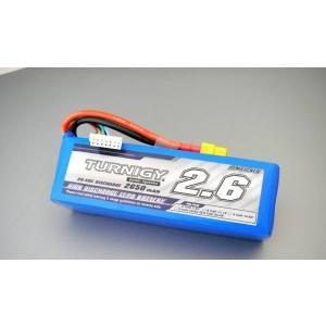 Turnigy 22.2 V 2650mAh 20C30Cリポ リチウムポリマー|hsfujisan