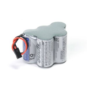 Turnigy SC 6.0V 5000mAh ニッケル水素バッテリー NiMH|hsfujisan