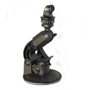 FatGecko Mini 吸盤式カメラマウントGoProアダプタ付 [DDFG-MINI-GP]|hsgishop