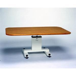 昇降テーブル:折りたたみ収納式(福祉・多目的用)中型1200×1500(平野システム作業台)|hss-products