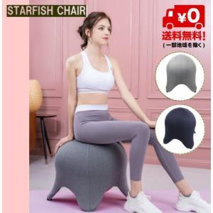バランスボール 足つき Starfish Chair スターフィッシュチェア|hstsuge