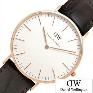 ダニエル ウェリントン 腕時計 Daniel Wellington クラシック ヨーク ローズ 0111DW メンズ レディース ユニセックス セール