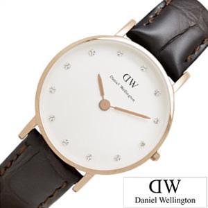 ダニエル ウェリントン 腕時計 Daniel Wellington クラッシー ヨーク ローズ 0902DW メンズ レディース ユニセックス セール
