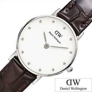 ダニエル ウェリントン 腕時計 daniel wellington クラッシー ヨーク シルバー 0922DW レディース セール