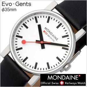 モンディーン 腕時計 MONDAINE エヴォ メンズサイズ Evo-Gents メンズA658.30300.11SBB セール hstyle